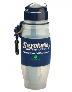 Seychelle Water Filtration Water Bottle