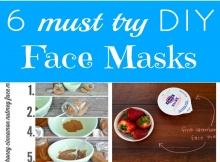 6 must try DIY Face Masks - Beauty Awesome
