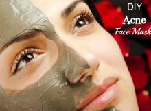 DIY Acne Face Mask - Beauty Awesome