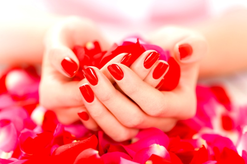Red Nail Polish - Beauty Awesome