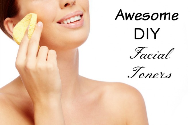 Awesome DIY Facial Toners - by Beauty Awesome