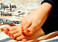 Tips for Home Pedicures - by Beauty Awesome