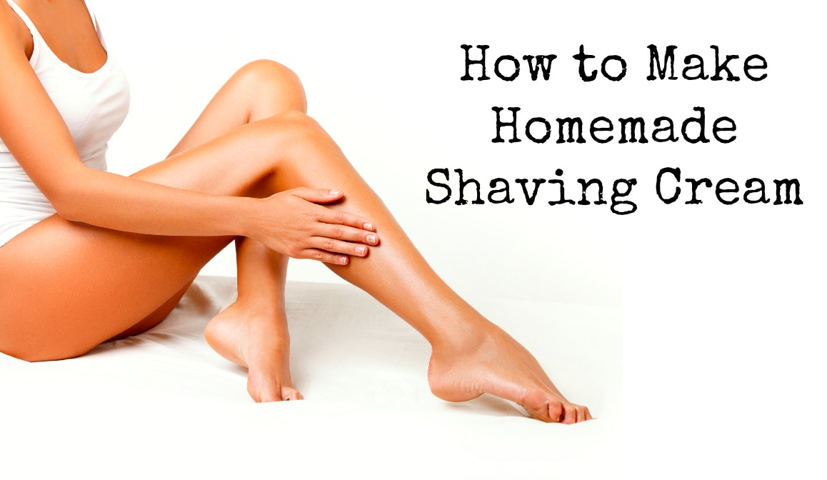 How to Make Homemade Shaving Cream - Beauty Awesome