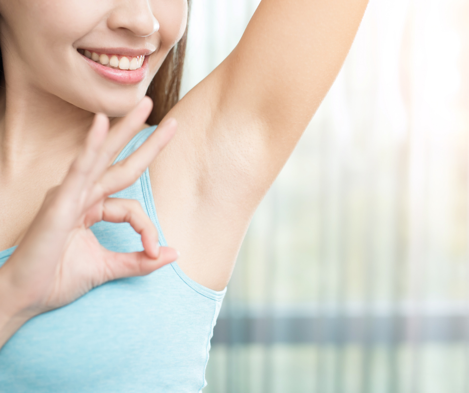 Give Yourself the Best Clean with a DIY Scrub for Armpits