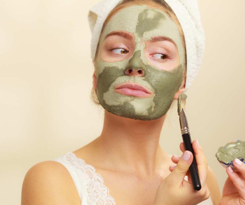 The Best DIY Clay Mask For Acne To Try
